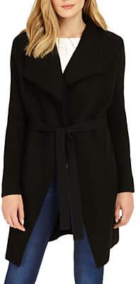 Phase Eight Aaliyah Coat, Black