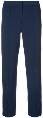 ADAM by Adam Lippes pintuck cigarette trousers