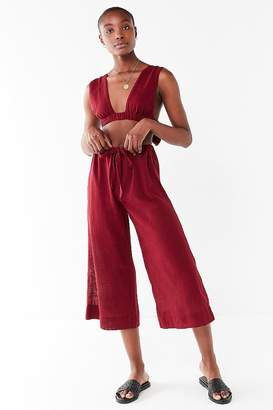 Out From Under Candyd Wide Leg Pant