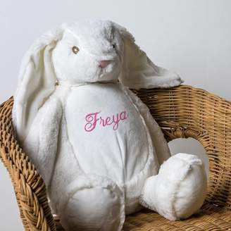 Able Labels Personalised Soft Toy, Rabbit