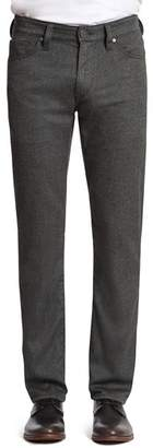 34 Heritage Charisma Comfort-Rise Classic Straight Fit Pants in Navy Feather
