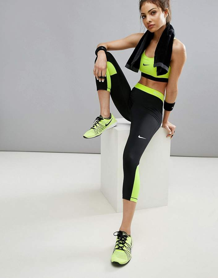 Nike Training Nike Pro – Capri-Sportleggings