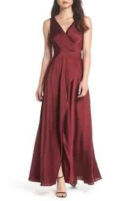 Fame & Partners Vivian A-Line Gown