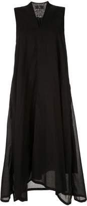 Y's flared midi dress