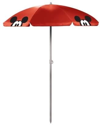 Picnic Time Disney(R) Mickey Mouse Portable Beach & Picnic Umbrella