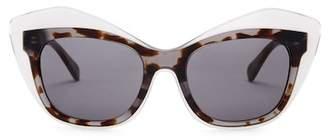 Diane von Furstenberg Sussi 53mm Cat Eye Sunglasses