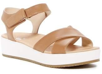 Dr. Scholl's Frills Platform Sandal