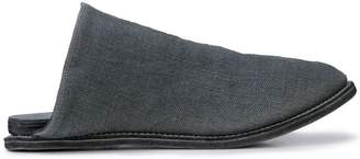 Guidi canvas slippers