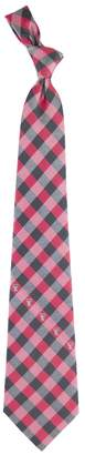 NCAA Kohl's Men's Texas Tech Red Raiders Plaid Tie