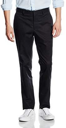 Filippa K Men's M. Liam Sharp Cotton Pants Trousers,(Size:46)