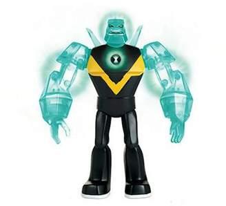Ben 10 Deluxe Power Up Figures Diamondhead