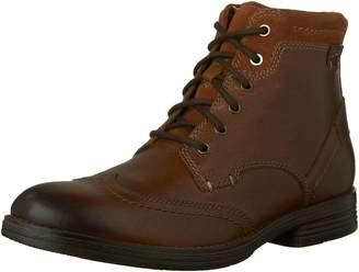 Clarks Men's Devington Hi Lace up Boot