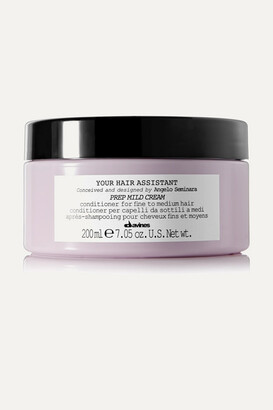 Davines Your Hair Assistant Prep Mild Cream, 200ml - one size