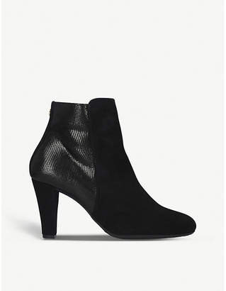 Carvela Comfort Rosie leather ankle boots