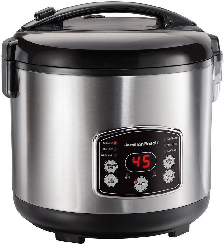 Hamilton Beach Digital Simplicity 20-Cup Rice Cooker