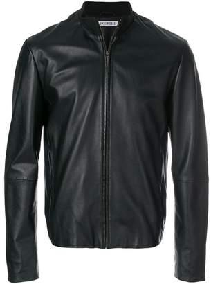 Dirk Bikkembergs zipped biker jacket