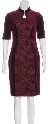 Jason Wu Short Sleeve Dress