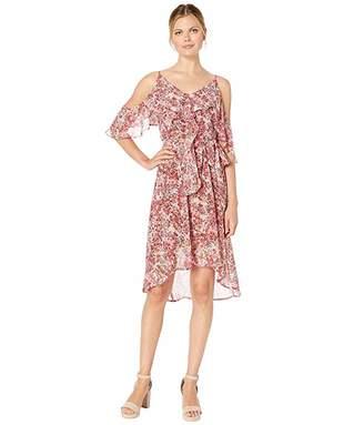 Bobeau B Collection by Stello Ruffle Tank Dress