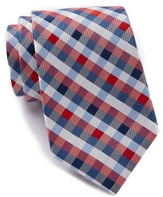 Nautica Varne Check Silk Tie