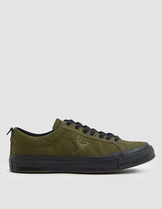 Converse Carhartt WIP One Star Sneaker in Green