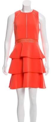 Rachel Zoe Vanessa Lace-Trimmed Dress w/ Tags