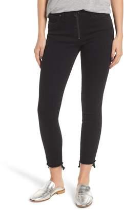 STS Blue Emma Step Hem Zip Skinny Jeans