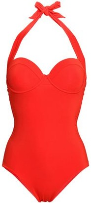 Jets Halterneck Swimsuit