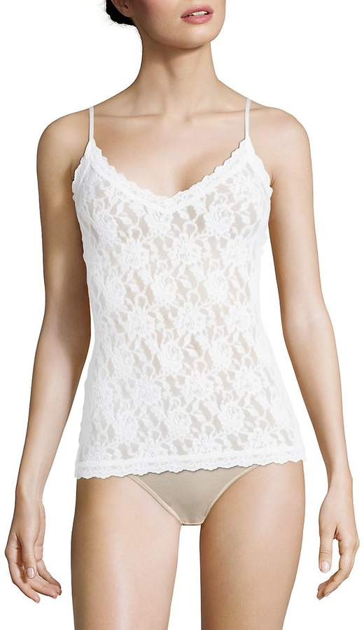 Women's Lace V-Front Cami