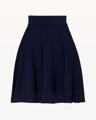 Juicy Couture Ottoman Stitch Flirty Sweater Skirt