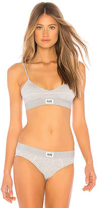 les girls les boys Jersey Triangle Bra