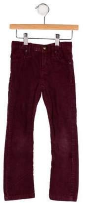 Ikks Girls' Corduroy Five Pocket Pants