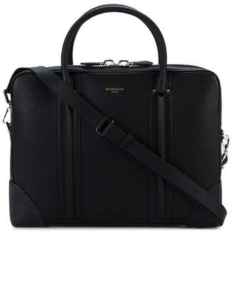 Givenchy Lucrezia grained leather briefcase