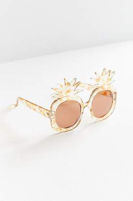 Urban Outfitters Oversized Pineapple Sunglasses