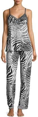 Josie Natori Women's Animal Printed Pajamas