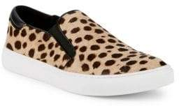 Kenneth Cole New York Marston Dyed Calf Hair Slip-On Sneakers