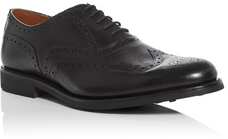 Grenson Dylan Wingtip Oxfords $370 thestylecure.com