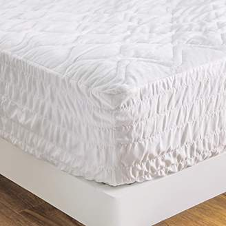 Bedsure Super Soft & Warm Mattress Pad Queen Size Hypoallergenic Quilted Mattress Protector Encasement