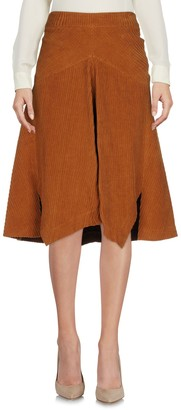 Dixie Knee length skirts