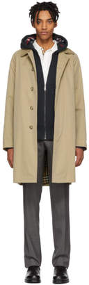 Burberry Beige Camden Coat