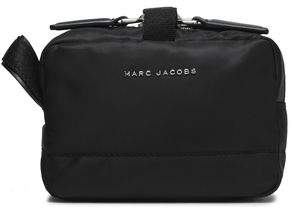 Marc Jacobs Leather-trimmed Shell Cosmetics Case