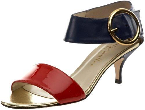 Bettye Muller Women's Bridget Mid-Heel Sandal