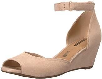Clarks Women's Flores Raye Wedge Sandal