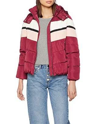 New Look Women's Rizzo Colourblock Jacket,(Size:)
