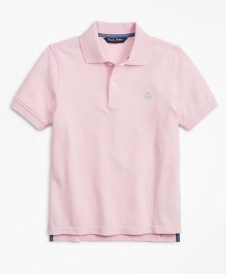 Brooks Brothers Boys Short-Sleeve Pique Polo Shirt