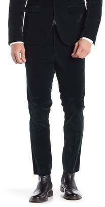 Paisley & Gray Emerald Velvet Pant