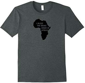 Mens Toto - Africa - Bless the Rains - T-shirt Large