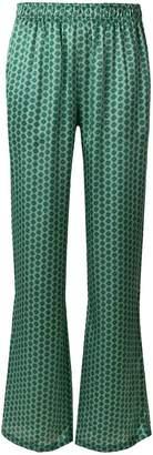 Faith Connexion patterned straight leg trousers