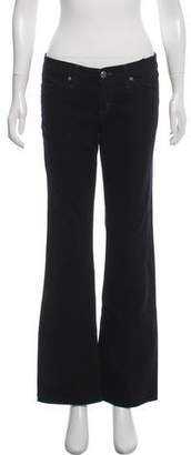 Habitual Low-Rise Flared Jeans