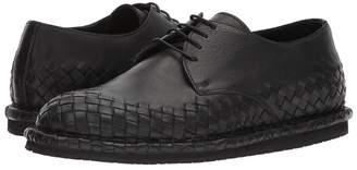 Bottega Veneta San Crispino Oxford Men's Dress Flat Shoes