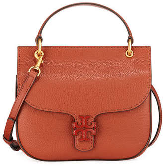 Tory Burch McGraw Leather Satchel Bag